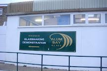 Alum Bay Glass, Totland, United Kingdom