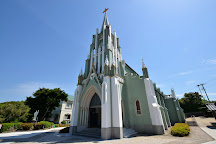 Francisco de Xavier Memorial Church, Hirado, Japan