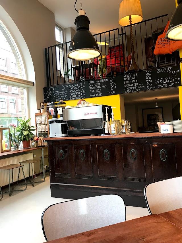 Koffiehandel Pretoria Espressobar