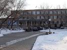 Областная универсальная научная библиотека им. Сабита Муканова на фото Петропавловска