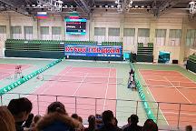 Kazan Tennis Academy, Kazan, Russia