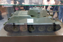 T-34 Tank History Museum, Sholokhovo, Russia