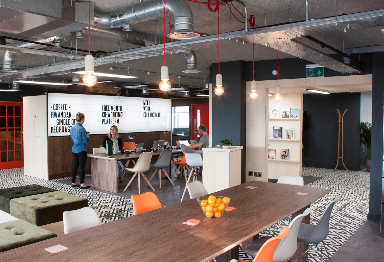 PLATF9RM: A Work-Friendly Place in Brighton