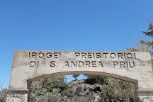 Necropoli Sant'Andrea Priu, Bonorva, Italy