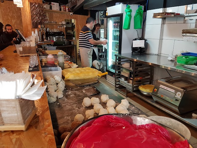 Hachapuria Mahane Yehuda Market