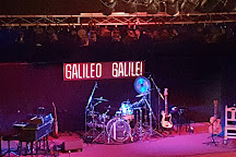 Galileo Galilei, Madrid, Spain