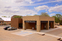 Georgia O'Keeffe: Welcome Center, Abiquiu, United States