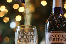 Lincoln Heritage Winery, Cobden, United States