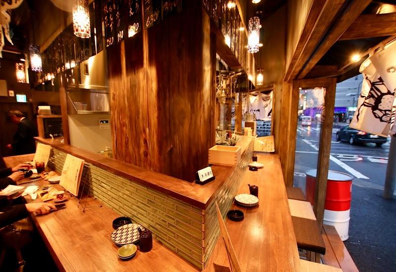 魚寿司 大塚のれん街店
