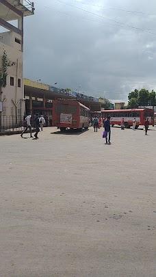 Central Bus Depot amravati