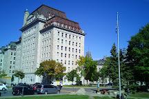 Observatoire de la Capitale, Quebec City, Canada