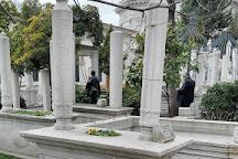Ahmet Tevfik Pasa MezarI, Istanbul, Turkey