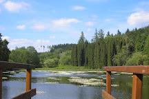 Arboretum Krtiny, Krtiny, Czech Republic