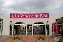 La Verrerie de Biot, Biot, France