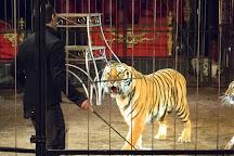 Cirque Bormann Moreno, Paris, France