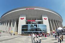 Osaka Nagai Stadium, Osaka, Japan