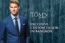 Tom's Fashion, Bangkok, Thailand