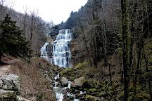 Cascades du Hérisson, Menetrux-en-Joux, France
