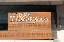 Terme Romane, Como, Italy