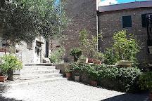 Piazza di Pietra Sprecata, Subiaco, Italy