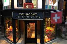 Teuscher Chocolates Boston, Boston, United States