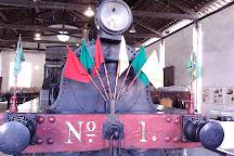 Train Museum, Rio de Janeiro, Brazil