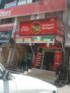 Afghani Burger islamabad