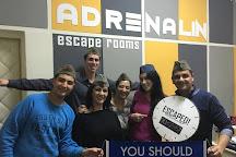 Adrenalin Escape Rooms, Belgrade, Serbia