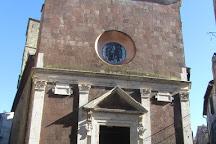 Chiesa di Santa Maria e San Rocco, Pitigliano, Italy