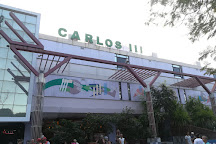 Plaza Carlos lll, Havana, Cuba