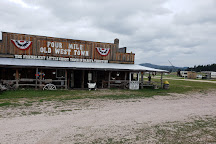 Four Mile Old West Town, Custer, United States