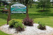 Belle Plaine Veterans Memorial Park, Belle Plaine, United States