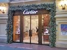 Cartier, Красная площадь на фото Москвы