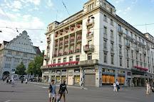 Paradeplatz, Zurich, Switzerland