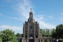 Sacred Heart of Jesus Cathedral, Tashkent, Uzbekistan