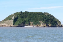 Steep Holm Island, Bristol, United Kingdom