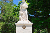 Madonna Of The Trail, Richmond, United States