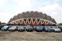 Palacio de los Deportes, Mexico City, Mexico