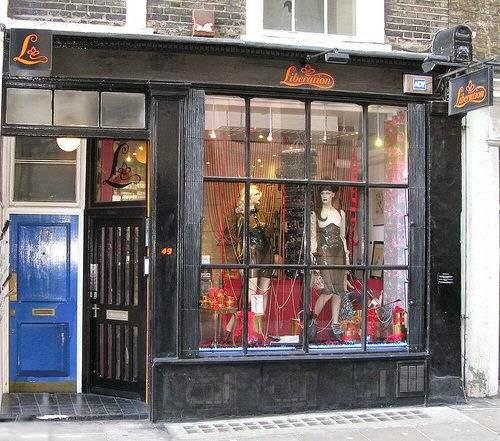 Liberation London- Libidex Boutique