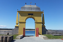 Fortress of Louisbourg National Historic Site, Louisbourg, Canada
