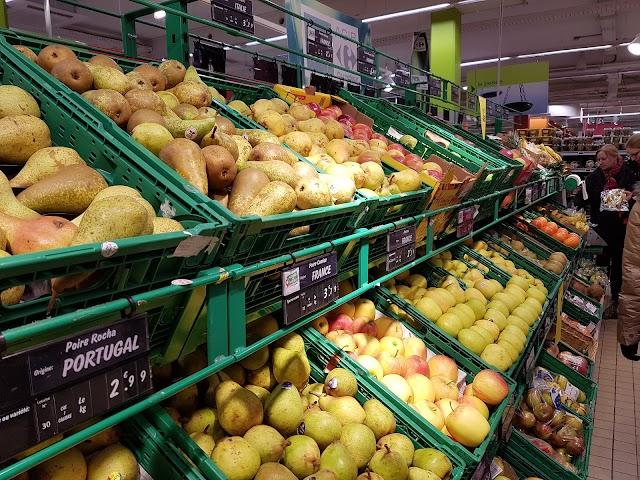 Carrefour Market Villeurbanne Salengro