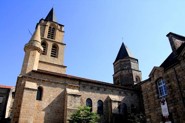 Eglise Collegiale Saint-Junien