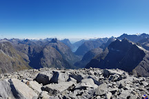 Gertrude Saddle, Te Anau, New Zealand