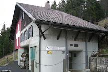 Fort de Pre-Giroud 39-45, Vallorbe, Switzerland