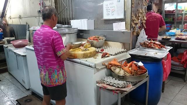 Seafood Liew York Moi