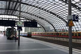 Станция  Berlin Ostbahnhof