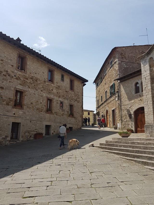 Castellina Chianti Opp.