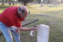 Evergreen Cemetery, Victoria, United States