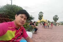 King Setthathirath Statue, Vientiane, Laos