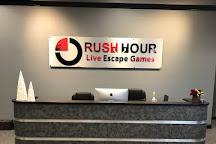 Rush Hour Live Escape Games, Fredericksburg, United States